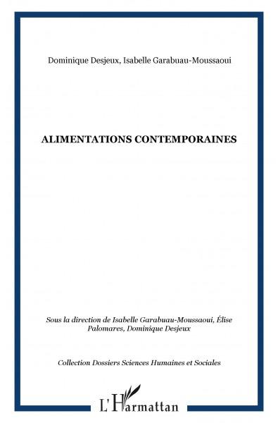 ALIMENTATIONS CONTEMPORAINES