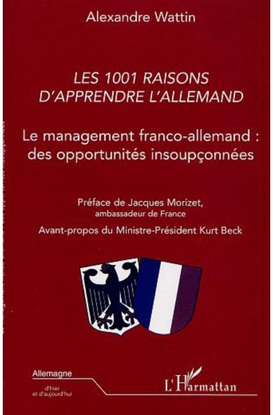 LES 1001 RAISONS D'APPRENDRE L'ALLEMAND