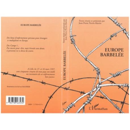 Europe Barbelée Recto