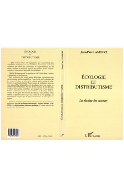 Ecologie et Distributisme
