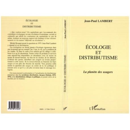 Ecologie et Distributisme Recto