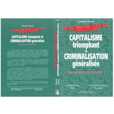 Capitalisme Triomphant et Criminalisation Generalisee Recto
