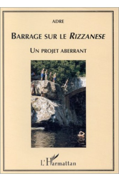 Barrage sur le Rizzanese