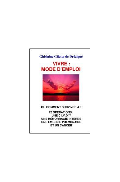 Vivre : Mode d'emploi