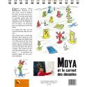 MOYA et le carnet des desseins Verso