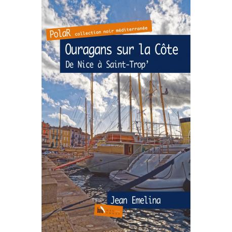 Ouragans sur la Côte De Nice à Saint-Trop' Recto