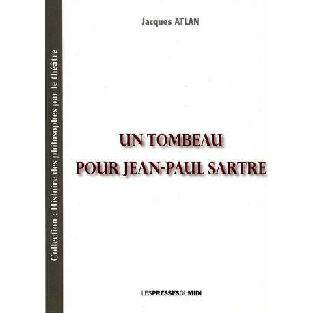 Un tombeau pour Jean-Paul Sartre Recto