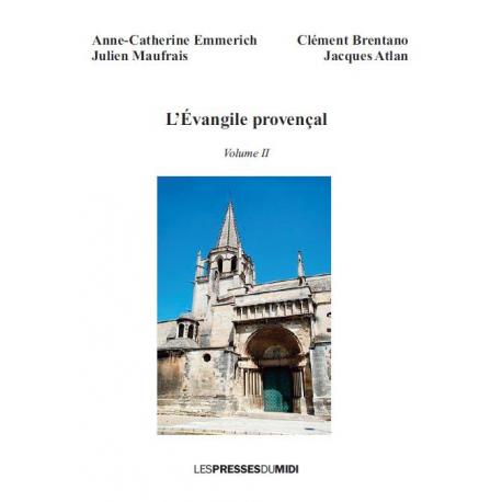 L'évangile provençal volume II Recto