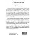 L'évangile provençal volume II Verso