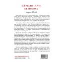 Scène de la vie de Spinoza Verso