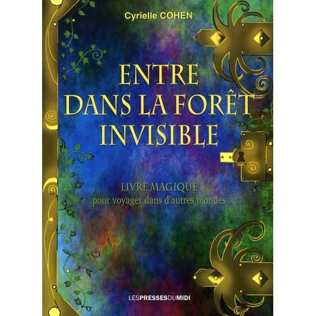 Entre dans la forêt invisible Recto