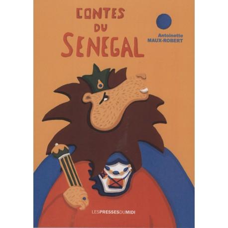 Contes du Sénégal Recto