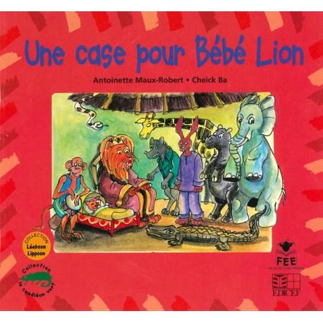 Une case pour Bébé Lion Recto