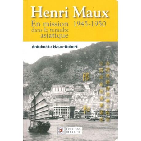 En Mission dans le tumulte asiatique 1945-1950 Recto
