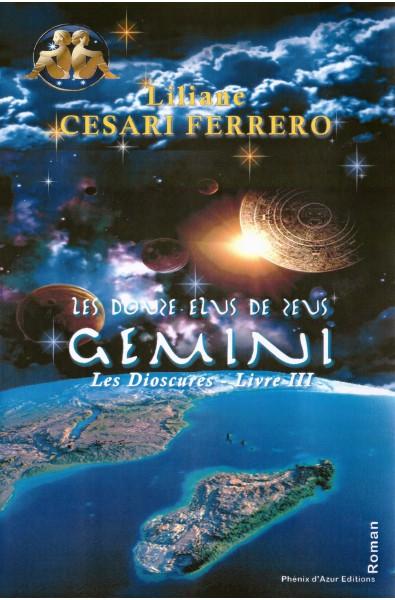 Les douze élus de Zeus -Livre 3 – Gemini, les dioscures