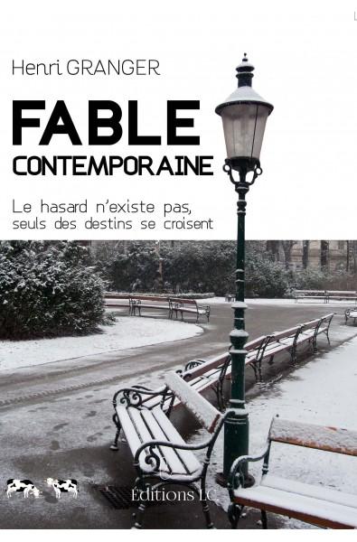 Fable contemporaine PDF