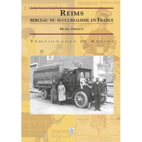 Reims - Berceau du succursalisme en France Recto