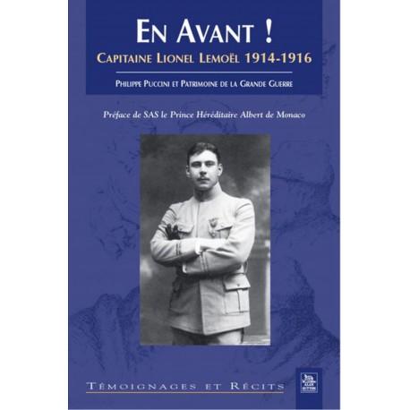 Capitaine Lionel Lemoël (En avant!) Recto