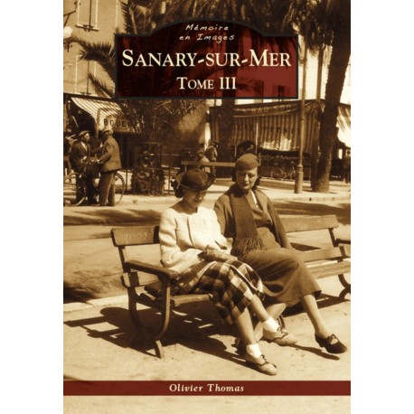 Sanary-sur-Mer - Tome III Recto