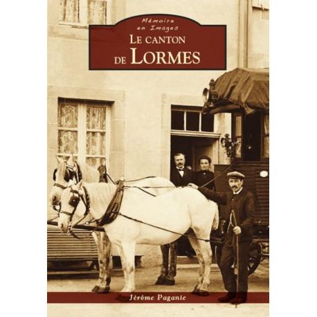 Lormes (Le canton de) Recto