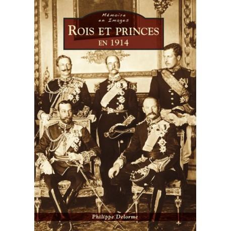 Rois et princes en 1914 Recto