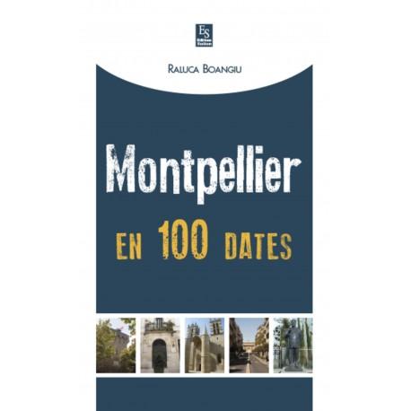 Montpellier en 100 dates Recto