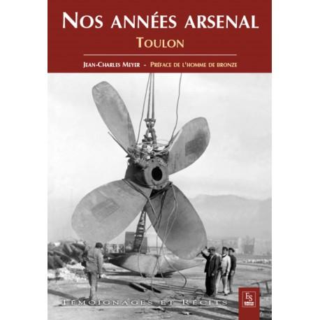 Arsenal (Nos années) - Toulon Recto