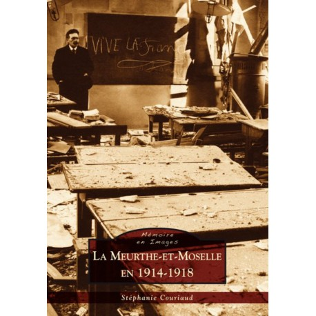 Meurthe-et-Moselle en 1914-1918 (La) Recto