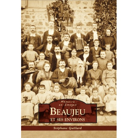 Beaujeu et ses environs Recto