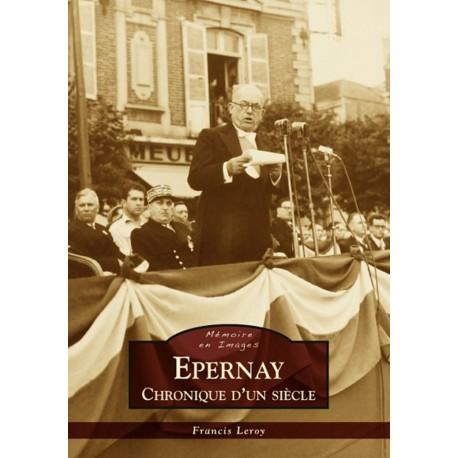 Epernay - Chronique d'un siècle Recto