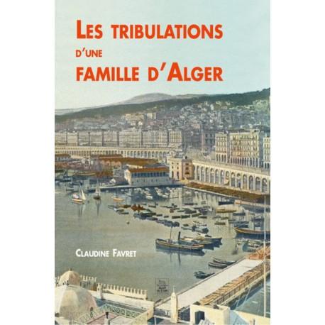 Tribulations d'une famille d'Alger (Les) Recto