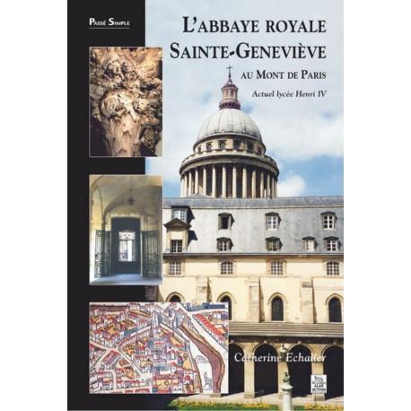 Abbaye royale Sainte-Geneviève au Mont de Paris (L') Recto
