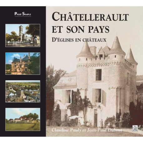 Châtellerault et son pays - Tome I Recto