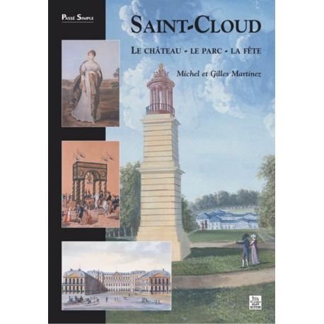Saint-Cloud Le château - Le parc - La fête Recto