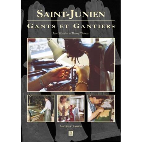 Saint-Junien - Gants et gantiers Recto