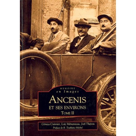 Ancenis et ses environs - Tome II Recto