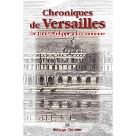 Chroniques de Versailles Recto
