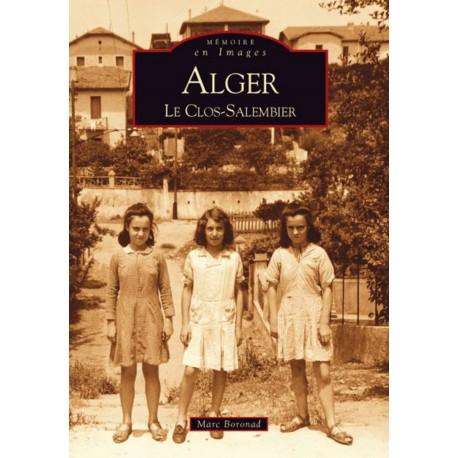 Alger - Le Clos Salembier Recto