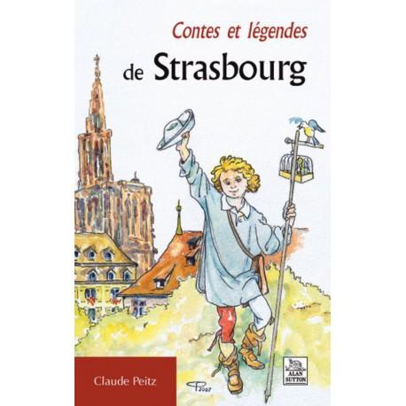 Contes et légendes de Strasbourg Recto