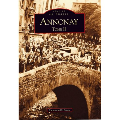 Annonay - Tome II Recto