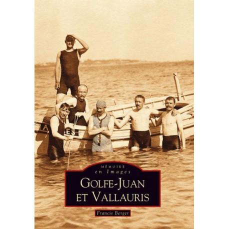 Golfe-Juan et Vallauris Recto