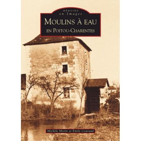 Moulins à eau en Poitou-Charentes Recto