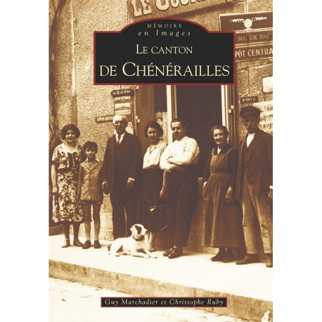 Chénérailles (Canton de) Recto