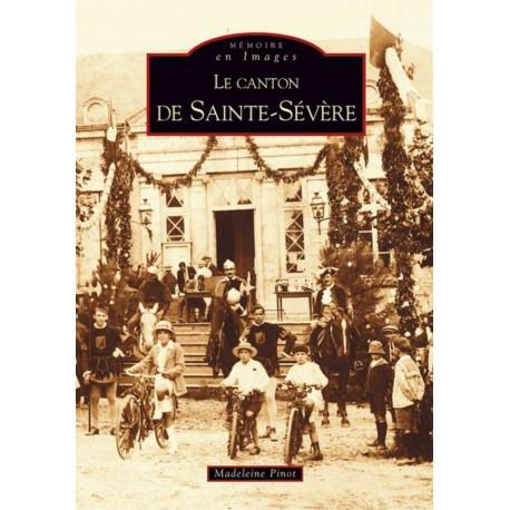 Sainte-Sévère (Canton de) - Tome I Recto