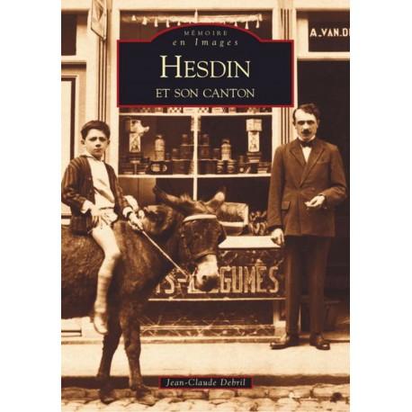 Hesdin et son canton Recto