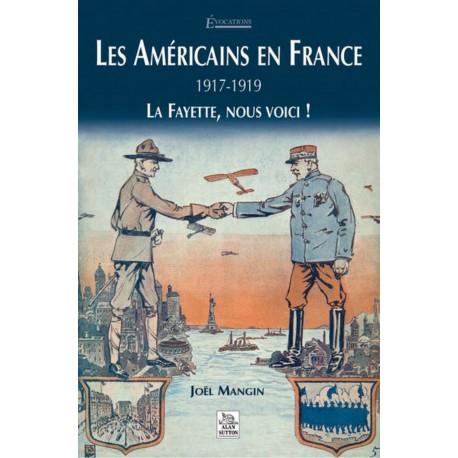 Américains en France 1917-1919 (Les) Recto