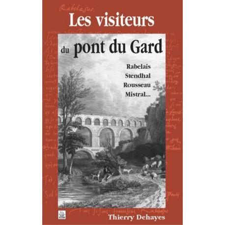 Visiteurs du pont du Gard (Les) Recto