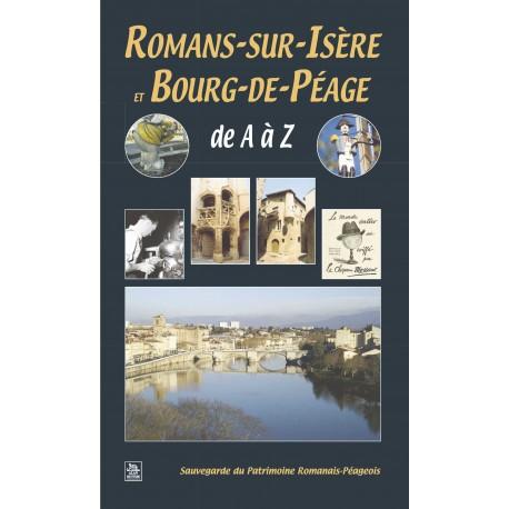 Romans-sur-Isère et Bourg-de-Péage de A à Z Recto