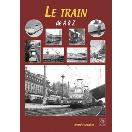 Train de A à Z (Le) Recto