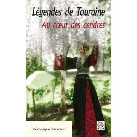Légendes de Touraine - Au cœur des cendres Recto